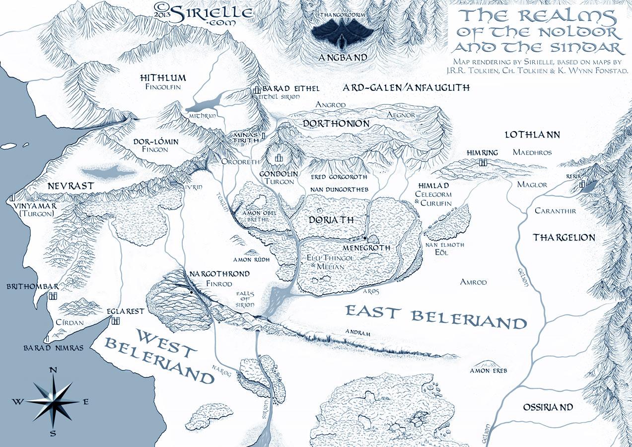 Beleriand - Realms