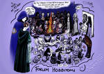 Hobbiton Forum 10th Anniversary color by Sirielle