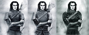Outfit concepts for Fingon