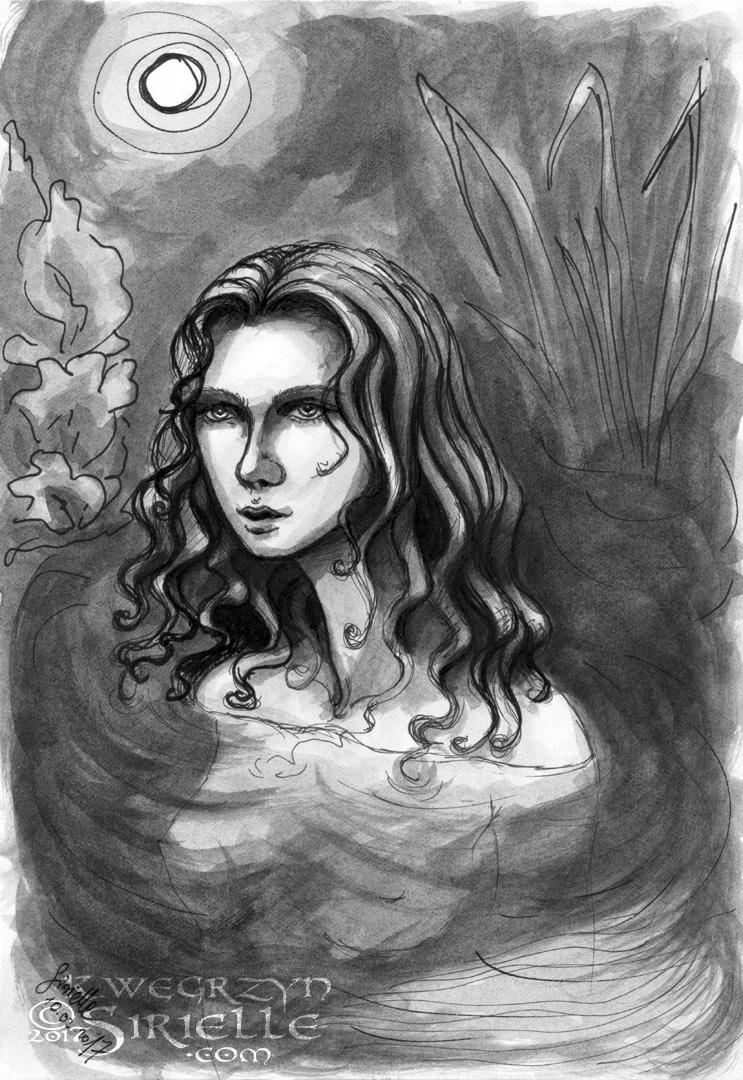 A rusalka by Sirielle