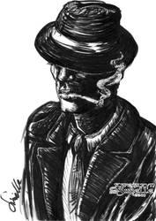 Mr Smoker by Sirielle