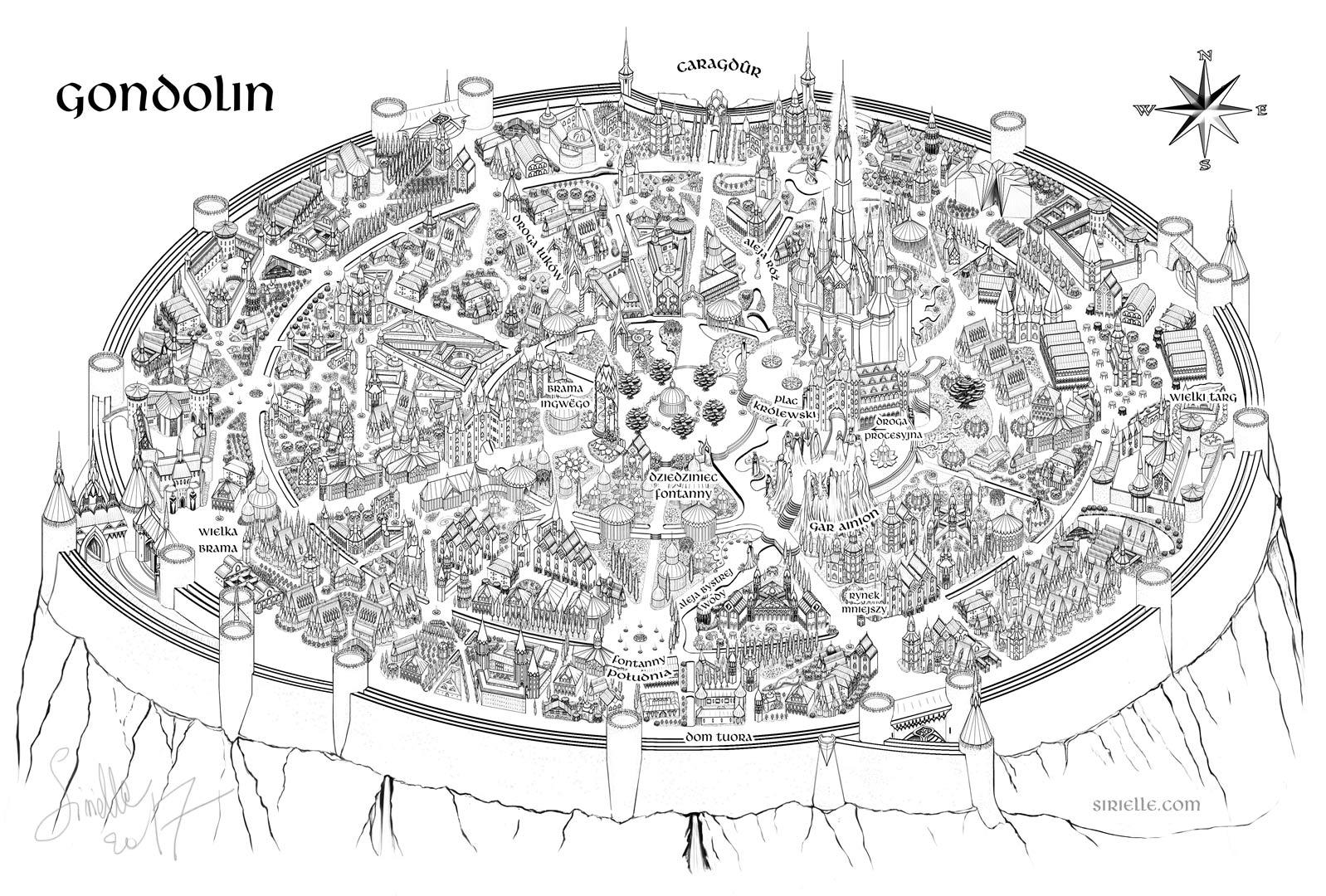 Gondolin PL bw