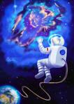 An Astronaut, My Childhood Dream