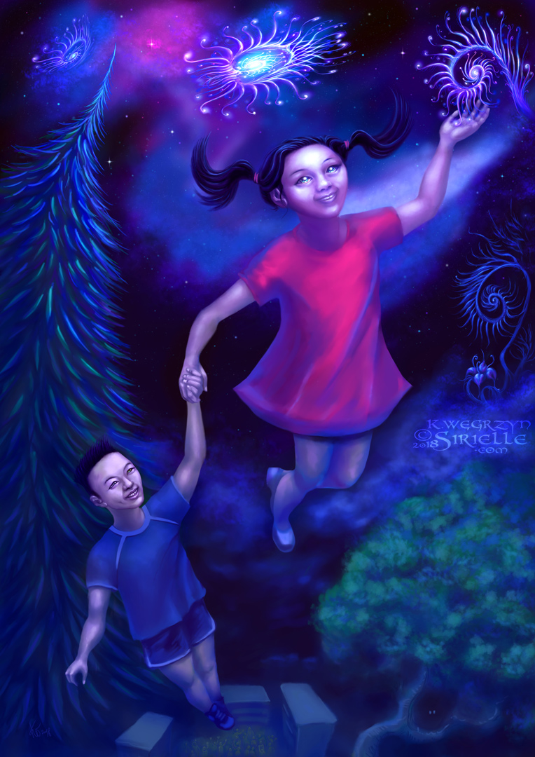 Reach for the Stars by Sirielle