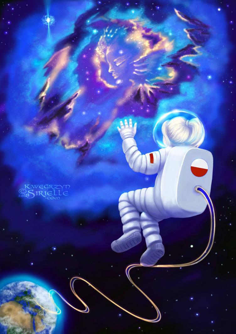 Astronautka