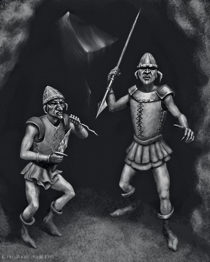 Goblin Attackers