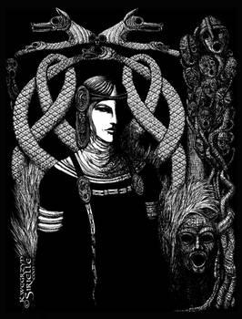 Hel in Black