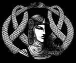 Hel in Black - portrait