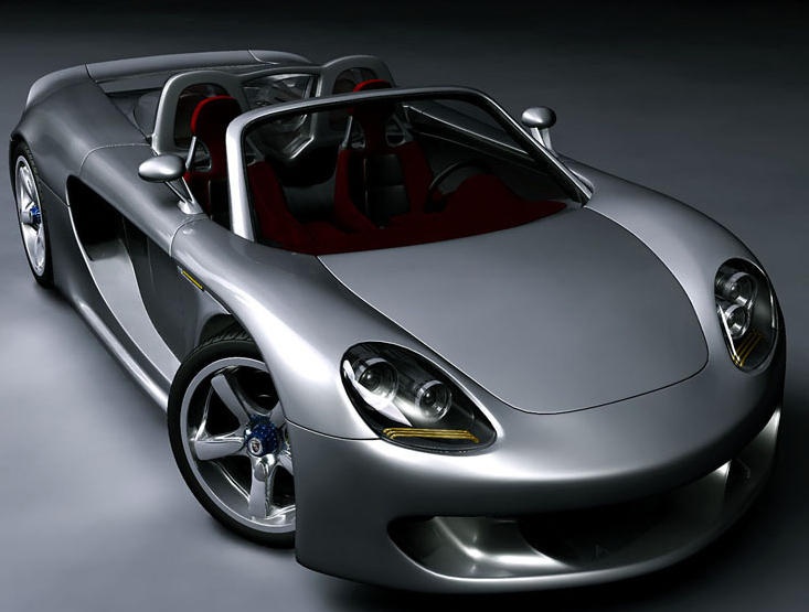 Porsche Hi-Res by Bloodbane