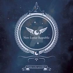 New Lunar Republic Emblem by Landmine752
