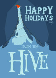 Happy Holidays From The Hive Workshop