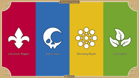 Factions Of Aurania - Wargroove Wallpaper