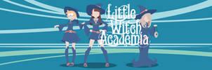 Little Witch Academia Subreddit Banner