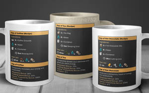 Automated Hot Beverage Recipes