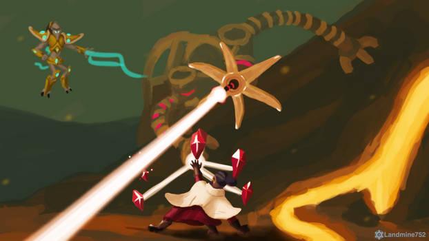 Stargroove: Divine Beast Vah Rudania