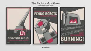 The Factory Must Grow War Propaganda