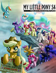 My Little Pony Season 4: Twilight Princess Returns