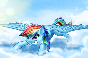 Ready for Take Off by MykeGreywolf