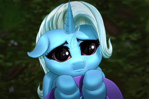 The Humble and Pleading Trixie