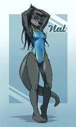 Just Nat by MykeGreywolf