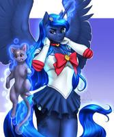 <b>Sailor Luna</b><br><i>MykeGreywolf</i>
