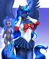 <b>Sailor Luna</b><br><i>MykeGreywolf</i>