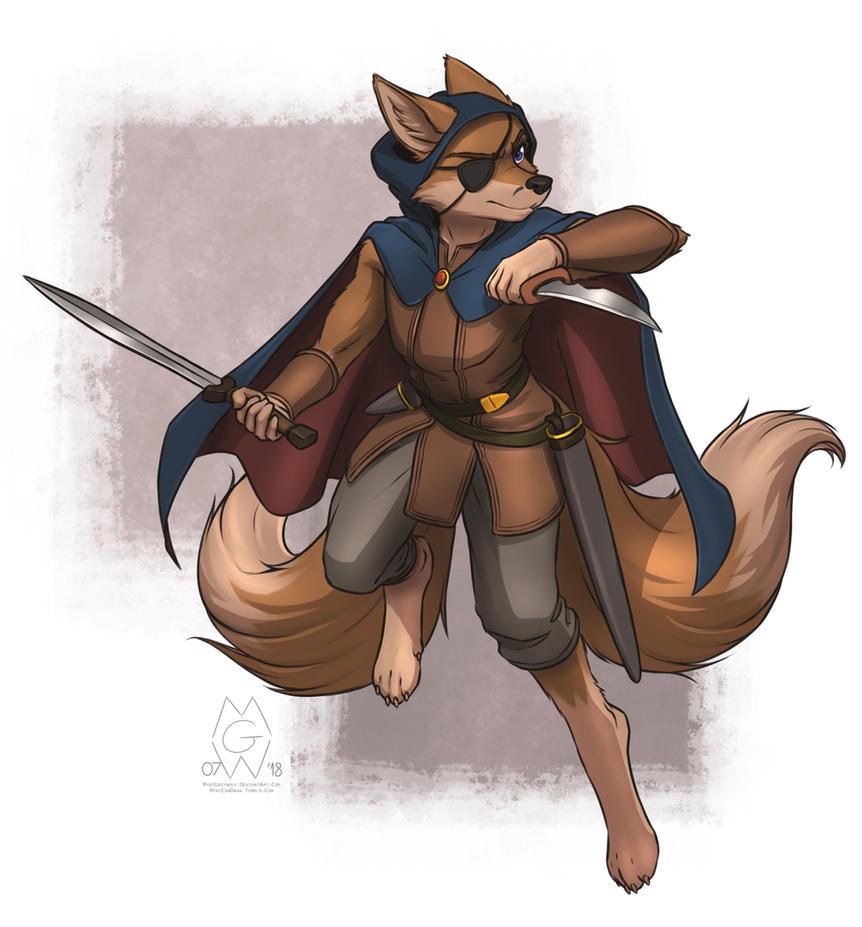 Prize: Azraha by MykeGreywolf