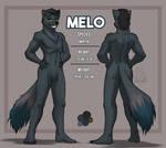 Raffle Prize: Melo, the Marten