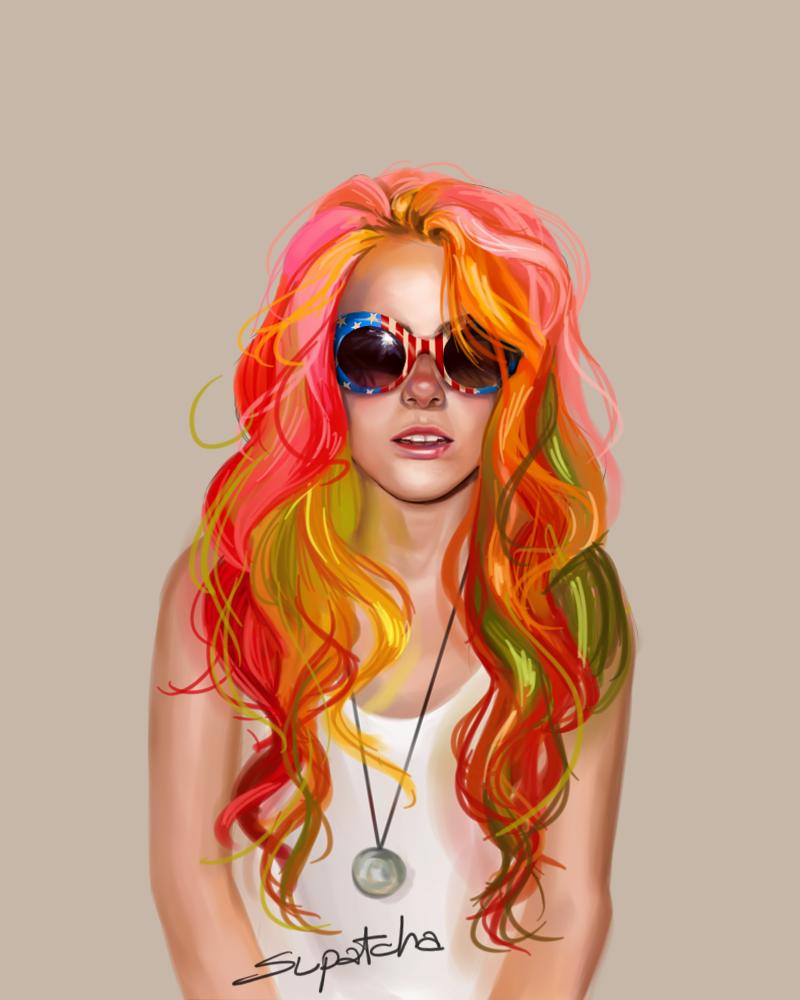 Colour by palm223