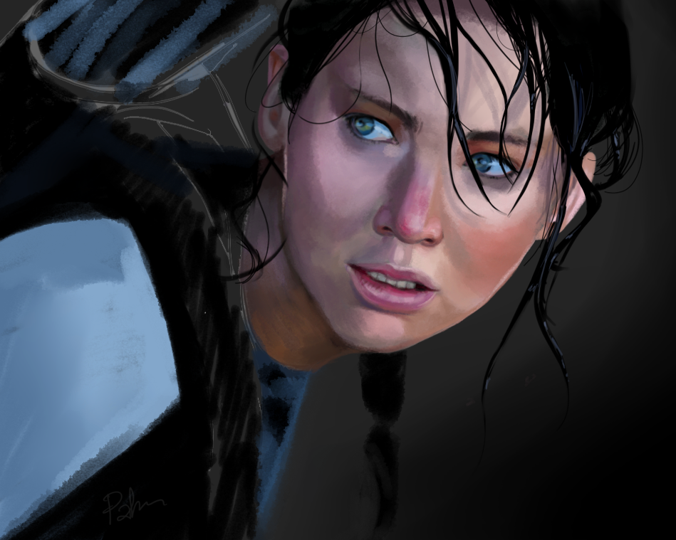 Katniss by palm223