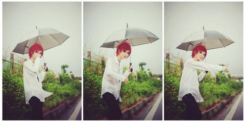 Chasing Rain by HaKaryo