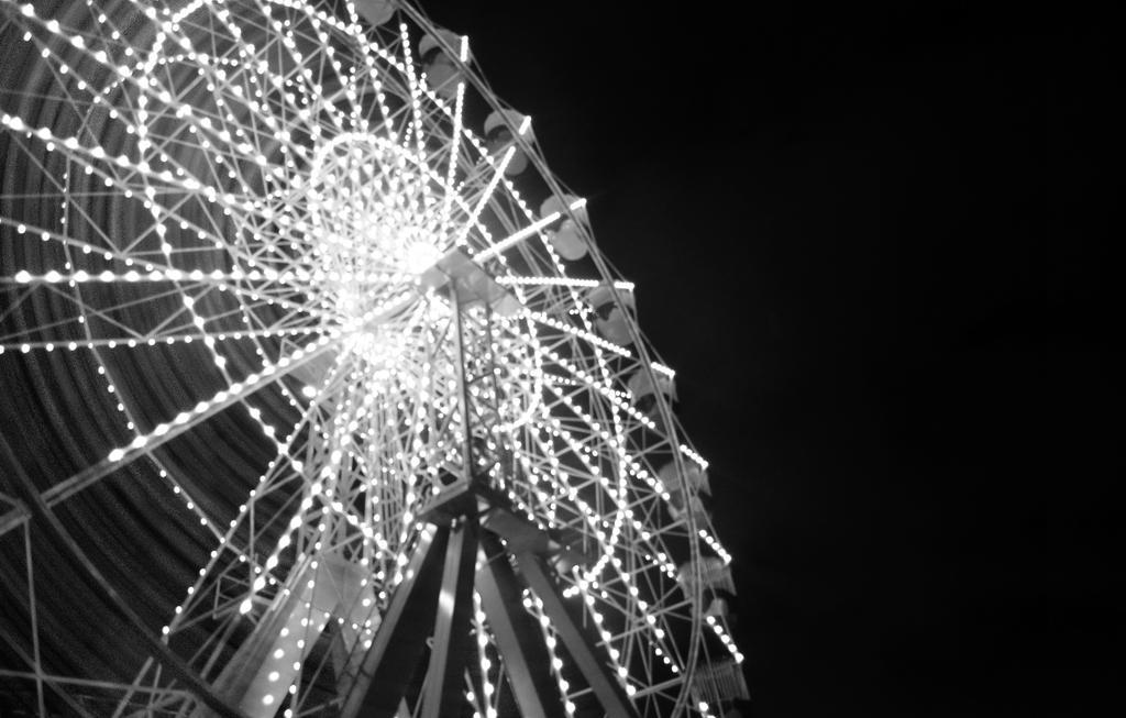 Ferris Wheel Luna Park by Peter-James-Wilson
