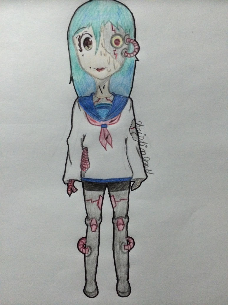 Art project by gothpopstar