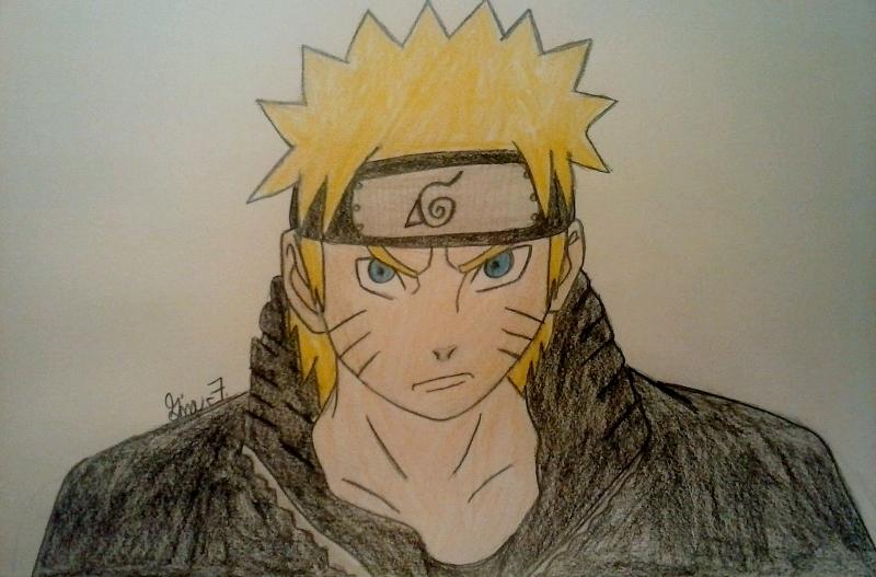 Naruto once again by LOZRocksmysocks77