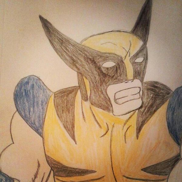 Wolverine  by LOZRocksmysocks77