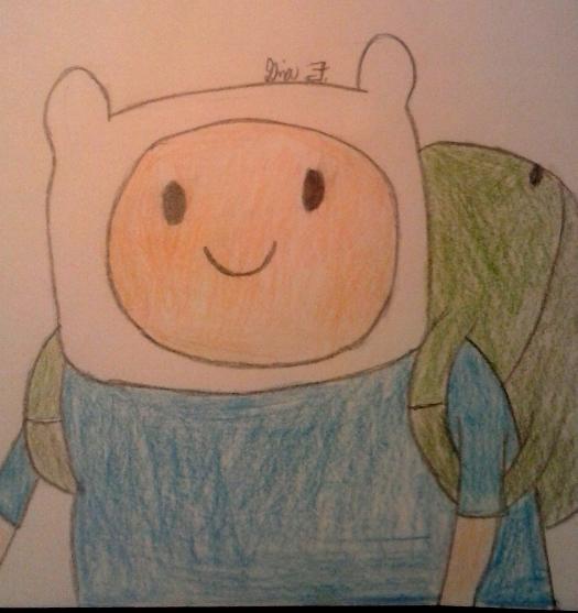 Finn! by LOZRocksmysocks77