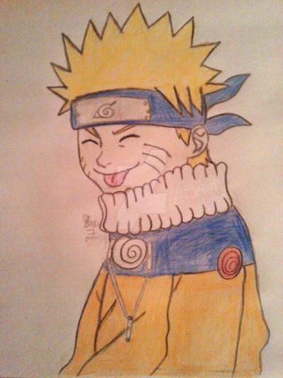Naruto by LOZRocksmysocks77