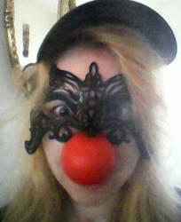 Quit clowning around!