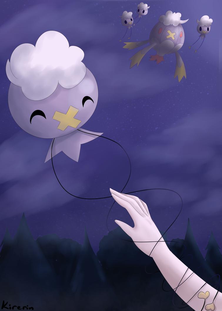 Night fly by Kirerin