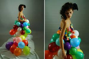 Ola balonowa by nattka