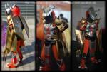Wargreymon cosplay