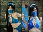 Kitana - Mortal Kombat 9