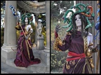 Medusa by Yurai-cosplay