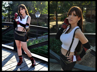 Tifa Lockhart by Yurai-cosplay