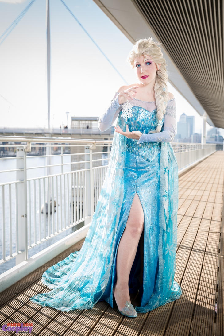 Elsa by Yurai-cosplay