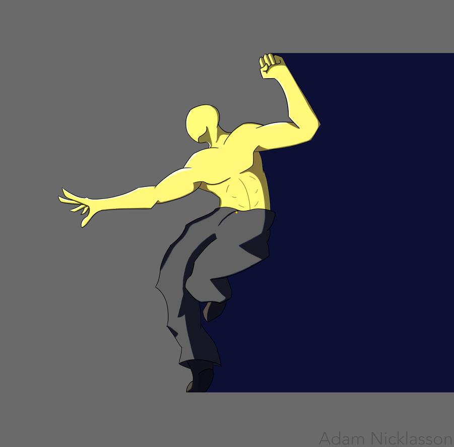 Dance Pose by Coletrain-Z