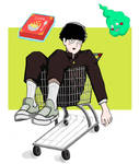 Mob Psycho 100% by Zeususe