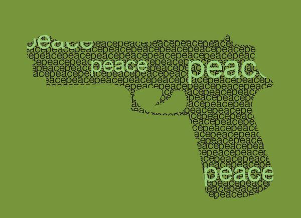 Peace Gun by mwern