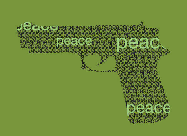 Peace Gun by mwern