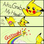 Grab my....~